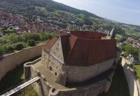 Multicopter über Schloss Spangenberg_12