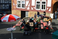 Burgsitzmarkt 2015