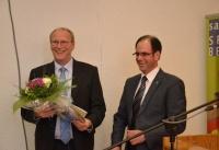 Feierliche Einführung in die 3. Amtszeit für Bürgermeister Tigges