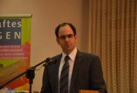 Feierliche Einführung in die 3. Amtszeit für Bürgermeister Tigges_5