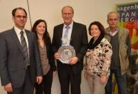 Feierliche Einführung in die 3. Amtszeit für Bürgermeister Tigges_6
