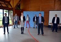Kreisparteitag der CDU Schwalm Eder in Körle am 20. Juni 2020_33