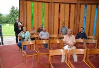 Wahlkreisbereisung 2017 durch den Bundestagsabgeordneten Bernd Siebert