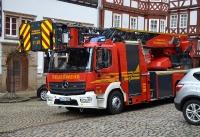 Vorstellung neue Feuerwehr-Drehleiter_1
