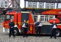 Vorstellung neue Feuerwehr-Drehleiter_8
