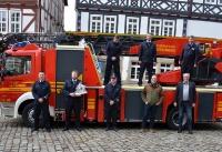 Vorstellung neue Feuerwehr-Drehleiter_9
